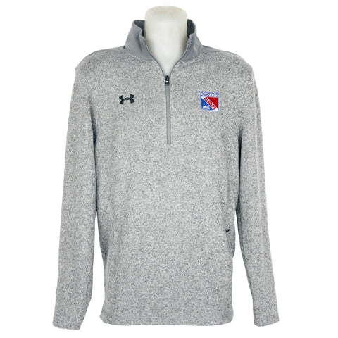 UA 1/4 Zip - Rangers Authentics