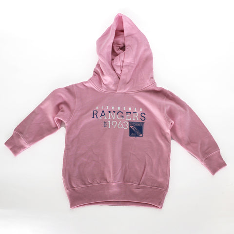 Girls Toddler Hotline Hoodie - Rangers Authentics