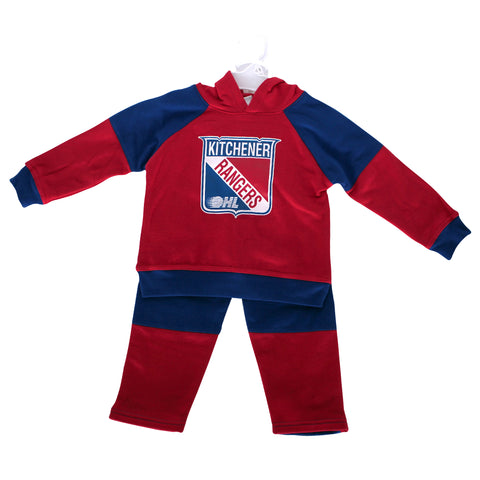 KR Sideline Fleece Set - Rangers Authentics
