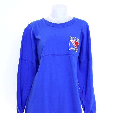 Women's Dubwear Cheer Tee - Rangers Authentics