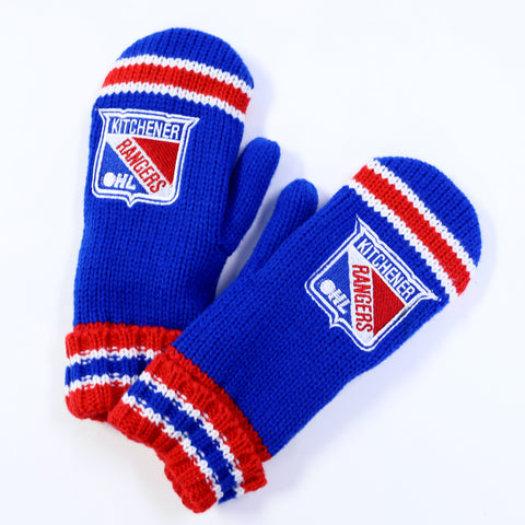 Adult Helping Hand Mittens - Rangers Authentics