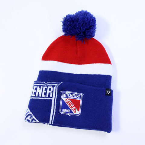 Adult '47 Mokema Cuff Knit - Rangers Authentics