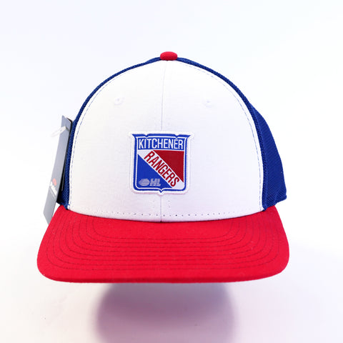 Adult Pukka Mesh Adjustable Hat - Rangers Authentics