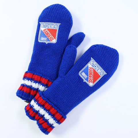 Adult Helping Hand Mitts - Rangers Authentics