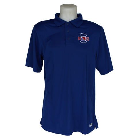 Men's Russell Athletic Polo - Rangers Authentics