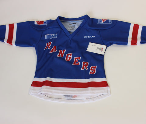 Projoy/CCM Toddler Blue Jersey - Rangers Authentics