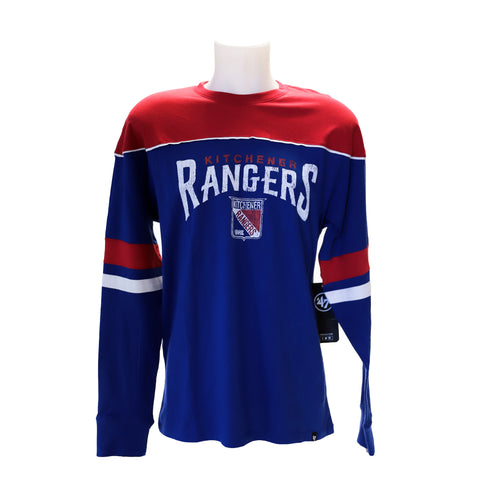 '47 Win Streak LS - Rangers Authentics