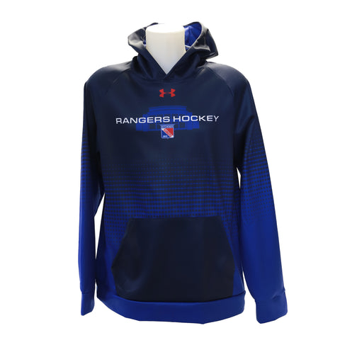 UA 2019-2020 Player Hoodies - Rangers Authentics