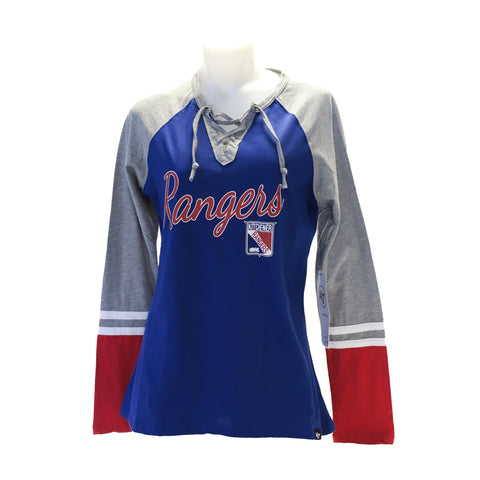 '47 Fast Break W Lace Up - Rangers Authentics