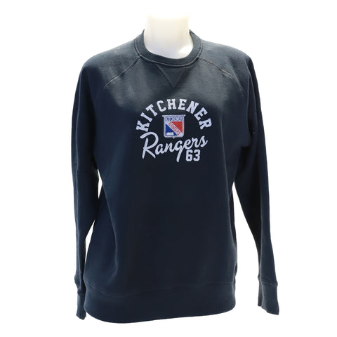 Youth Westhall Crew Neck Sweatshirt - Rangers Authentics