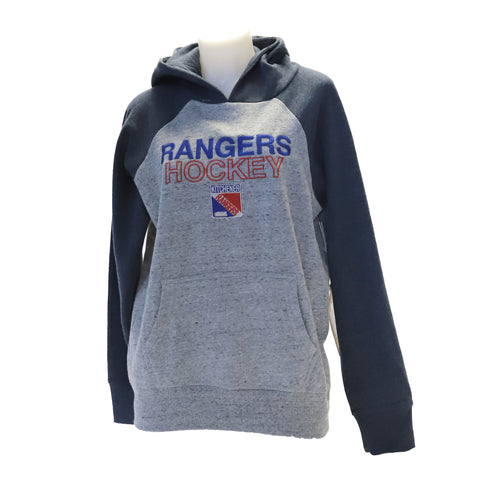 CC YTH Hometown Hood NVY - Rangers Authentics