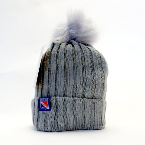 Women's Helping Hand Knit Pom - Rangers Authentics
