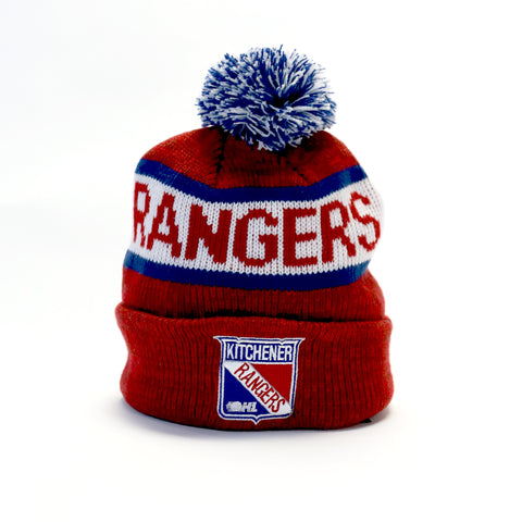 '47 Tadpole YTH Cuff Knit - Rangers Authentics