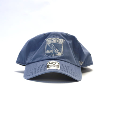Adult '47 Hudson Clean Up Adjustable Hat - Rangers Authentics