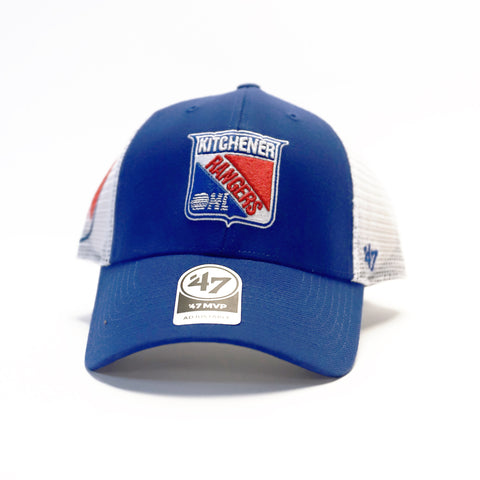 Adult '47 Malvern Adjustable Hat - Rangers Authentics