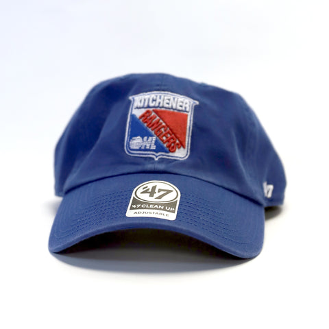 Adult '47 Clean Up Adjustable Hat - Rangers Authentics