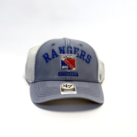 Adult '47 Brayman MVP Adjustable Hat - Rangers Authentics