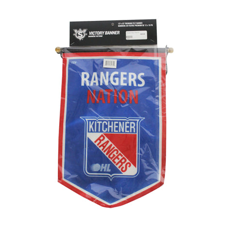 Rangers Nation Banner - Rangers Authentics
