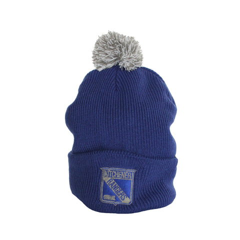 Adult '47 Shiver Knit Hat - Rangers Authentics