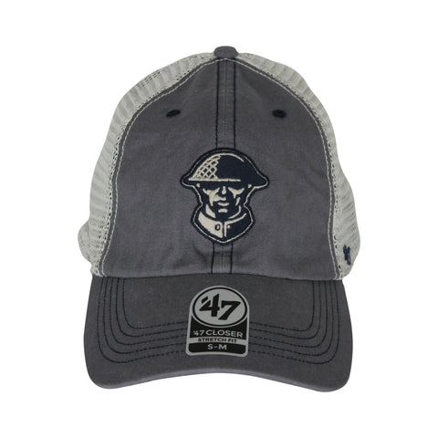 Adult '47 Caprock Canyon Closer Stretch Fit Hat - Rangers Authentics