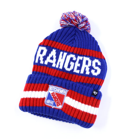 Adult '47 Bering Cuff Knit - Rangers Authentics