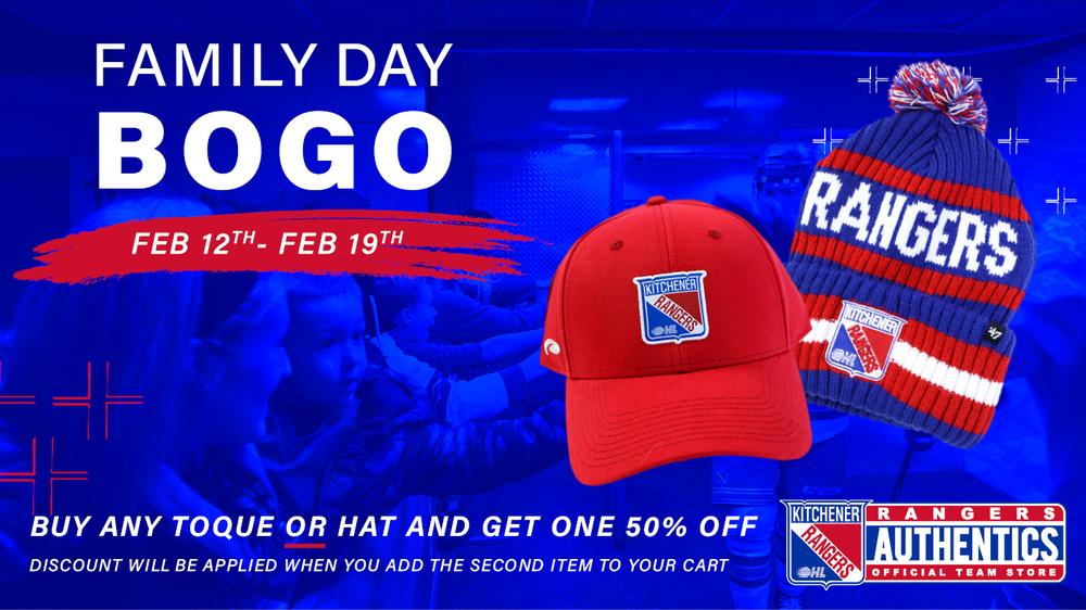 The Kitchener Rangers Official Team store Rangers Authentics hours