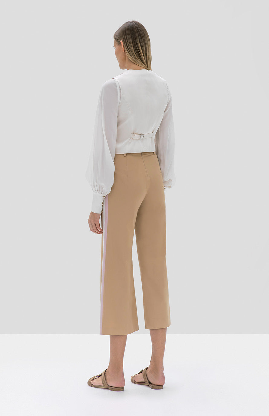 Alexis Aruca Top and Lennox Pant - Rear View