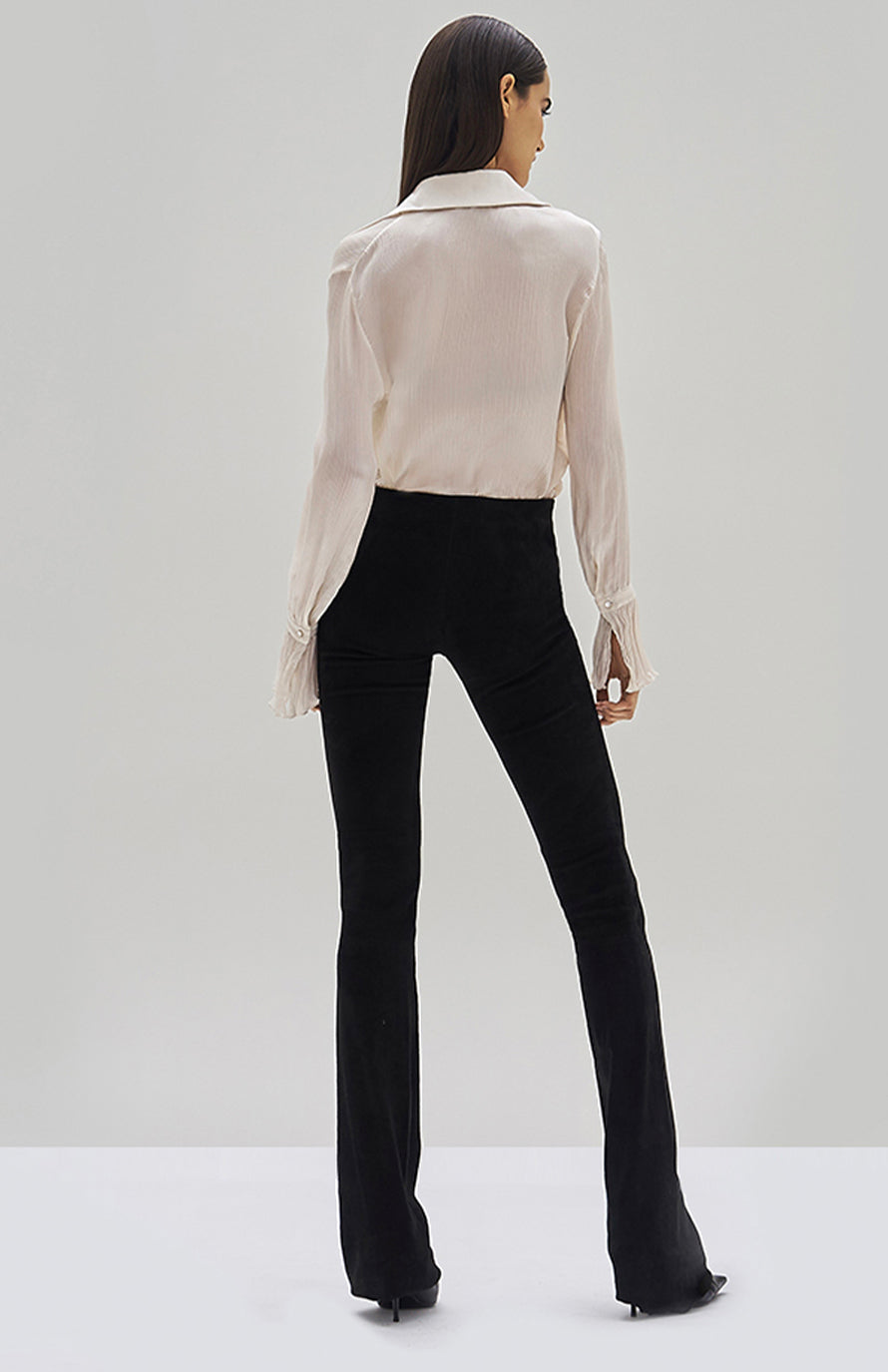 Alexis Attis Top and Upton Pant - Rear View