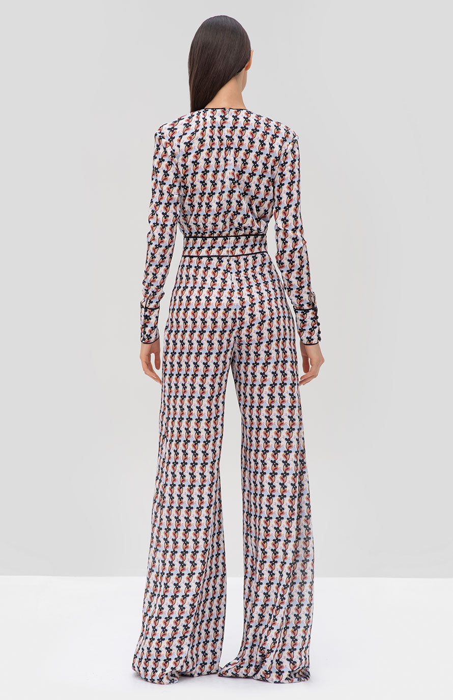 Alexis Yarra Jumpsuit - Rear View