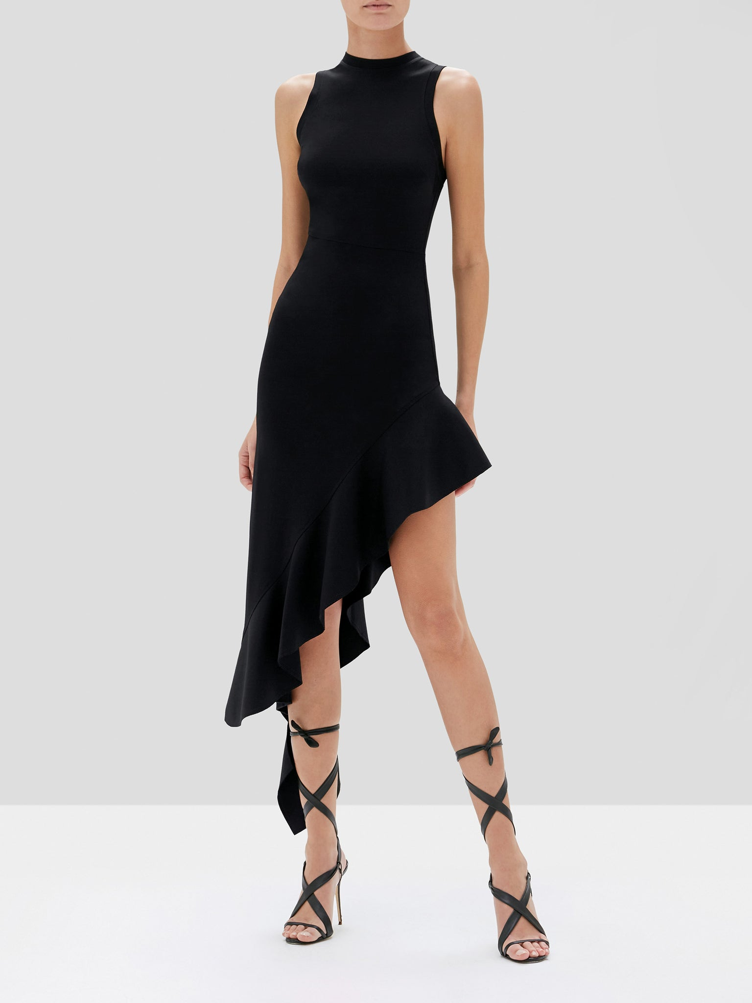adva dress in black