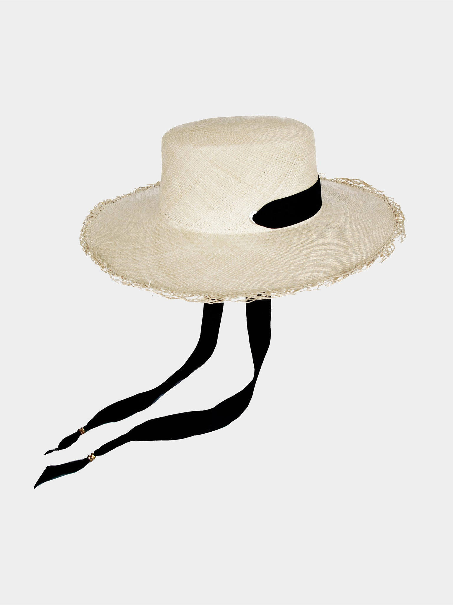 Alexis Dima Hat in Sand from Spring Summer 2020 Accessories Collection