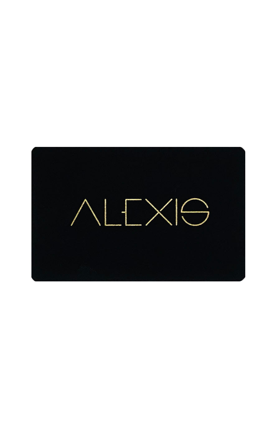 Alexis Gift Card