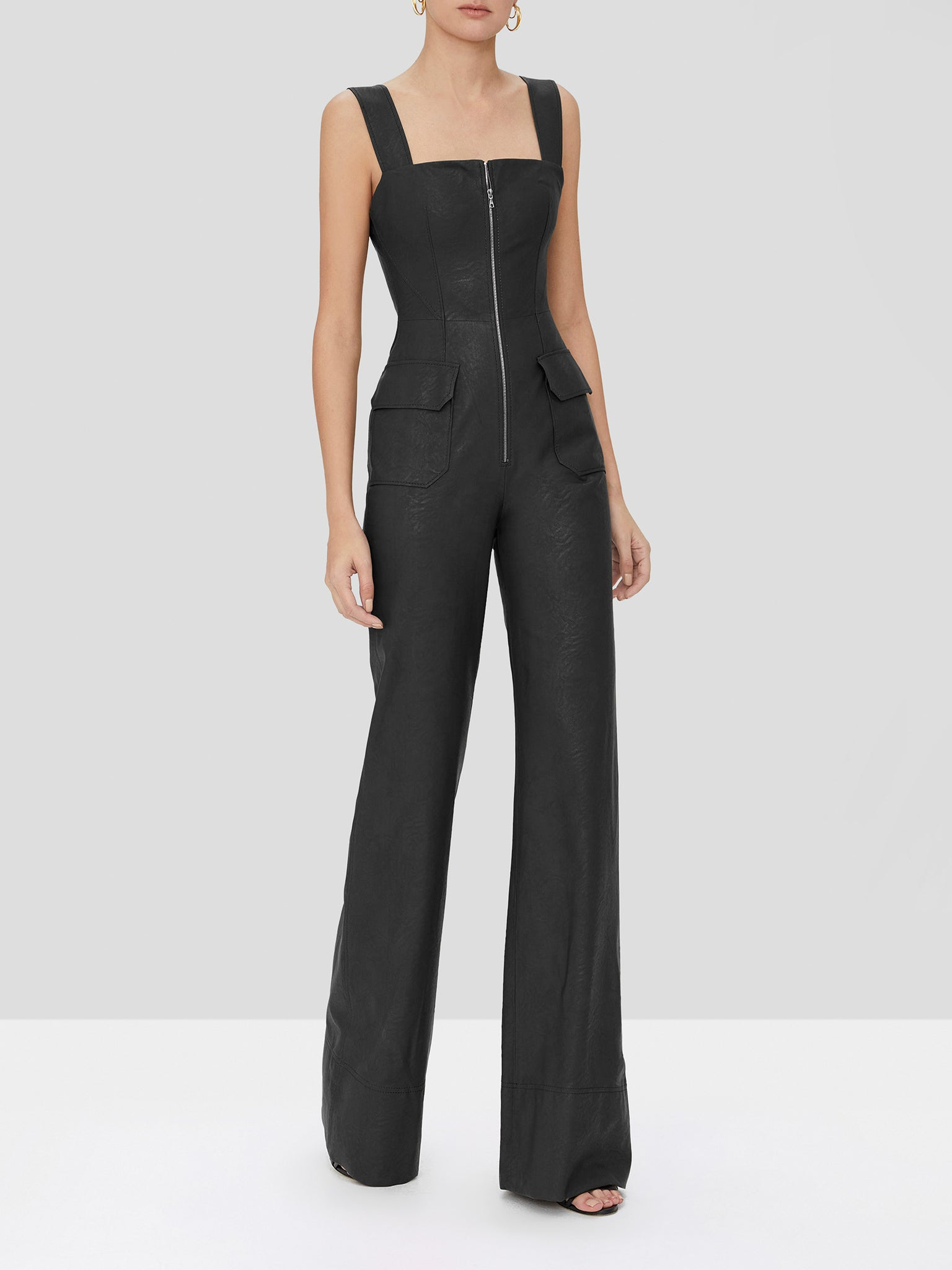 reverie jumpsuit in black