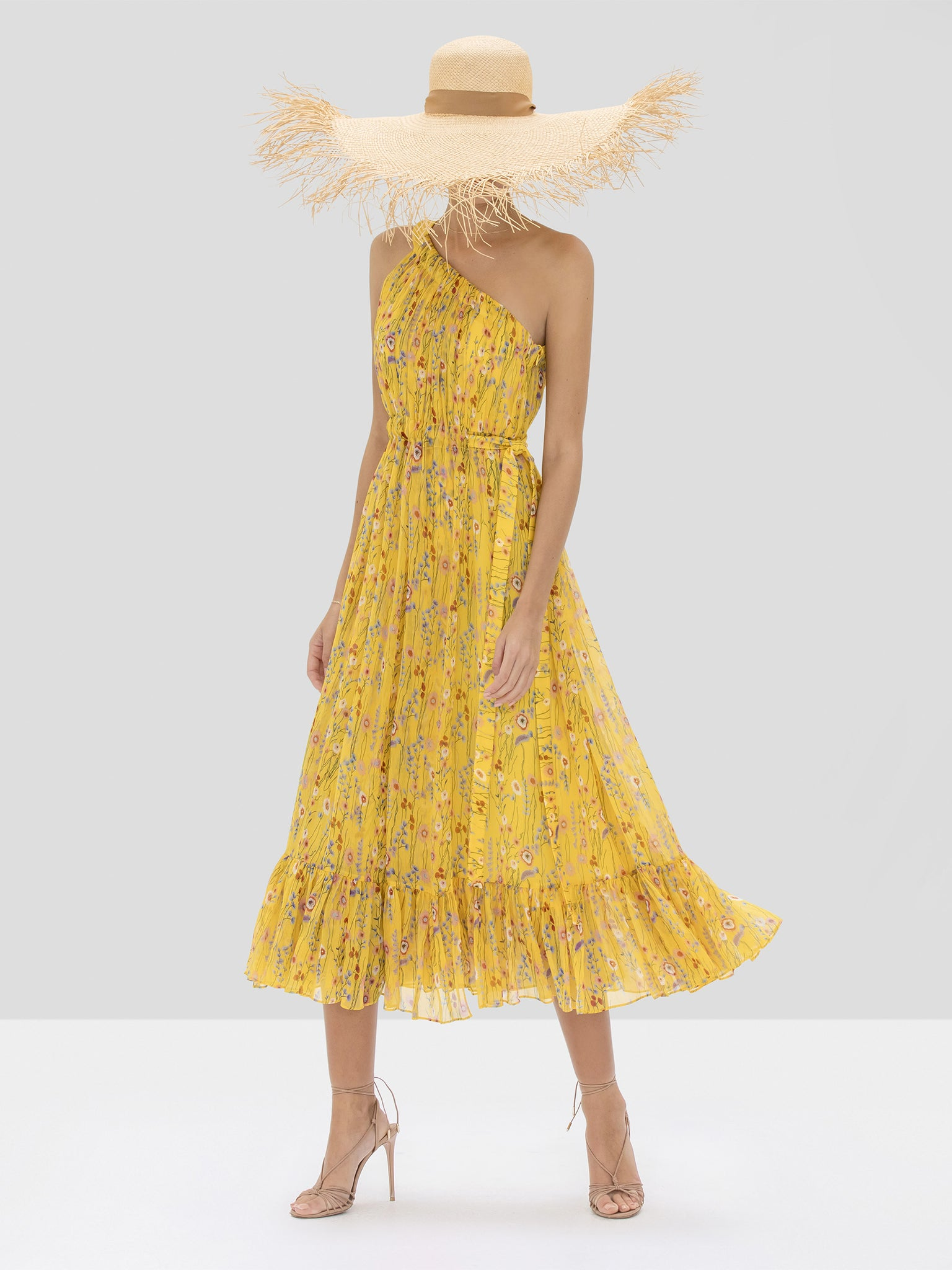 Alexis Teodora Dress in Sunrise Bouquet from Spring Summer 2020 Collection