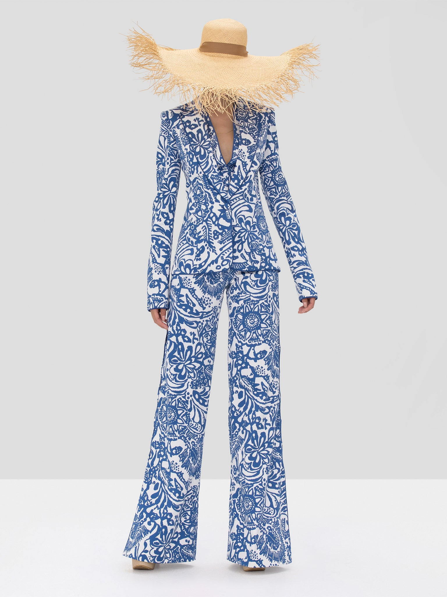 Alexis Tika Jacket in Tropical Blue from Spring Summer 2020 Collection