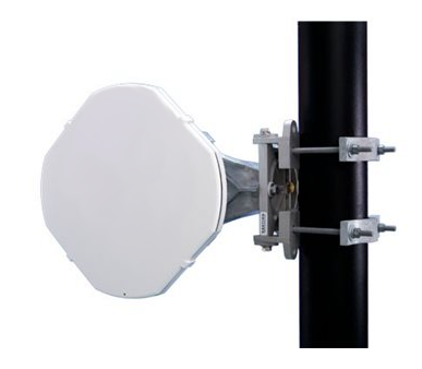 High Performance Antenna, 23GHz, Clip Mount, Radiowaves Single-polarized for use with DragonWave Radios