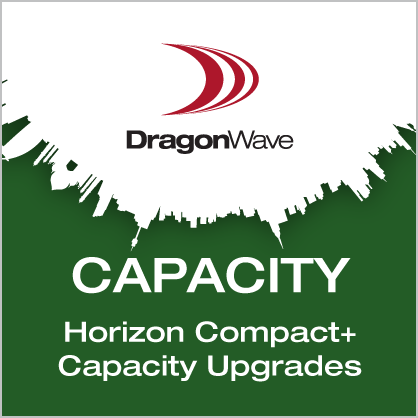 Horizon Compact+ Capacity Upgrades