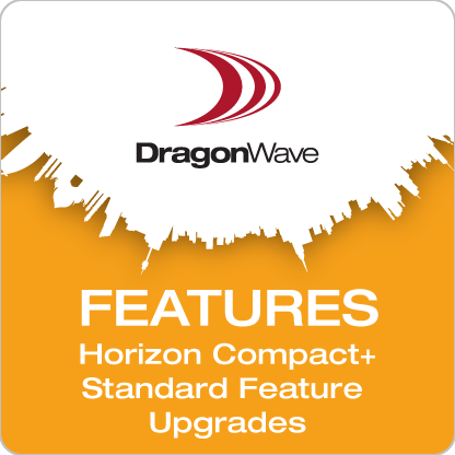 Horizon Compact+ Standard Feature Upgrades
