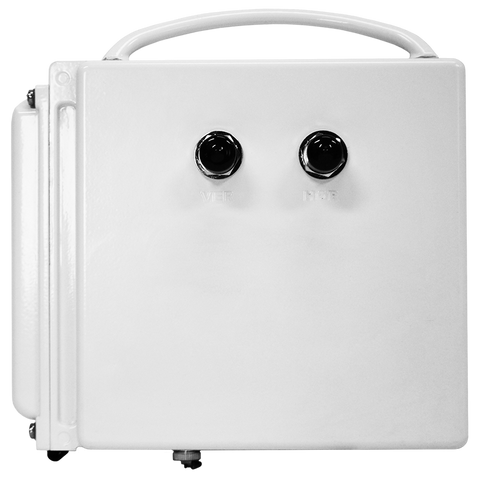 5.x GHz  Harmony Radio Lite with PoE+ and box cover for external antenna