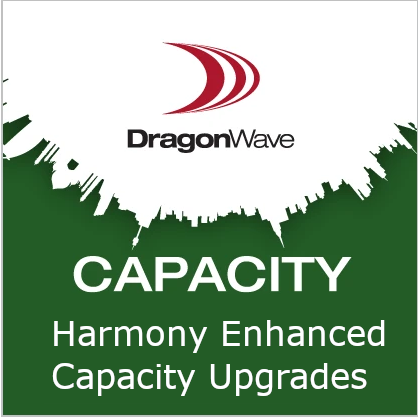 Harmony Enhanced Capacity Upgrades