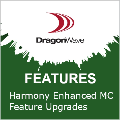 Harmony Enhanced MC Feature Upgrades