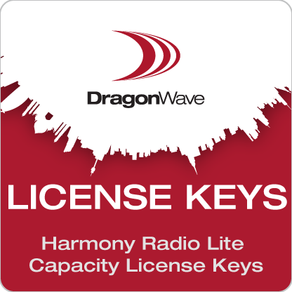 Harmony Radio Lite Capacity License Keys
