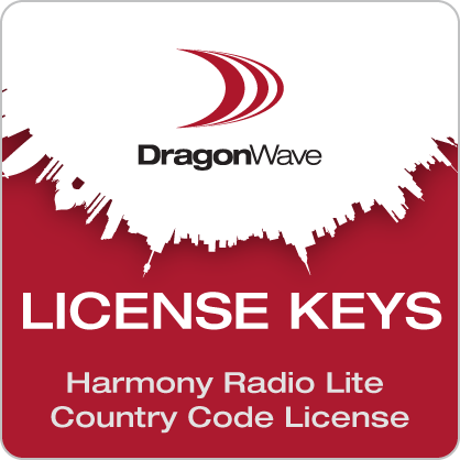 Harmony Radio Lite Country Code License