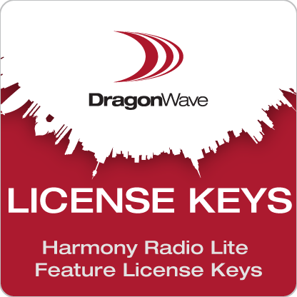 Harmony Radio Lite Feature License Keys