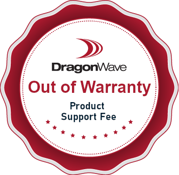 Out-of-Warranty - Product Support Fee (1HR)