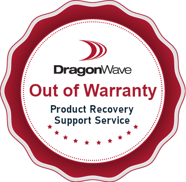 Out-of-Warranty - Product Recovery Support Service