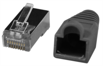 Shielded RJ45 Connector