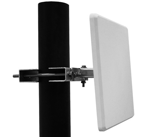 305mm external dual-pol flat panel antenna for 5.x GHz Lite