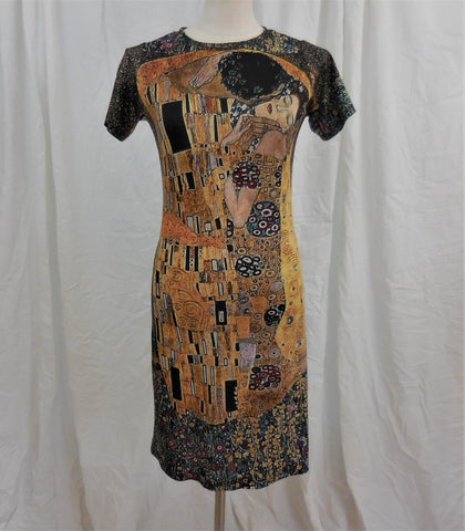 Gustav Klimt dress