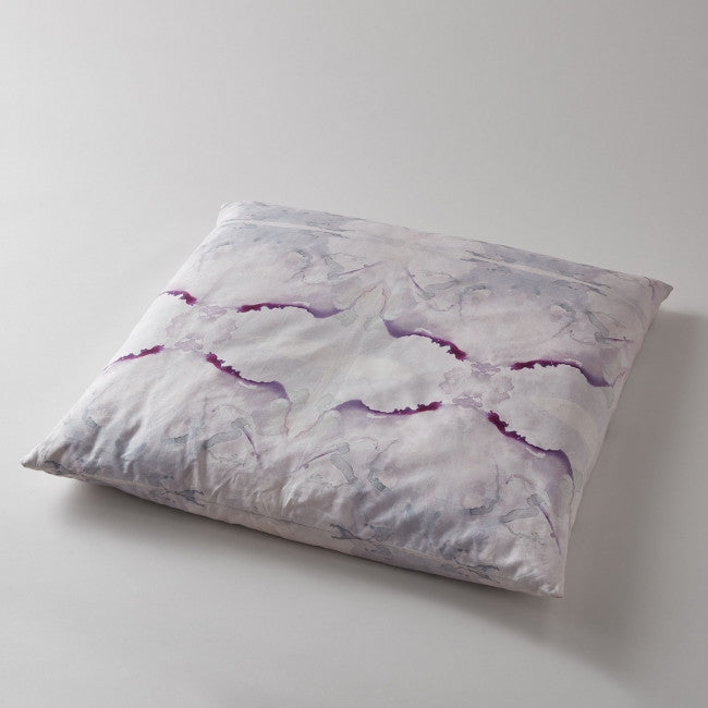 Aquarelle Maison for Bodhi Tree Square Zabuton Meditation Cushion + Cover